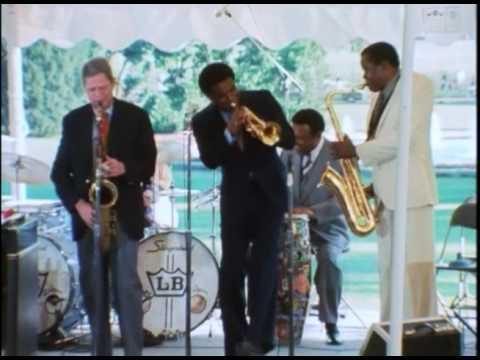 Lionel Hampton Concert @ The White House 1981