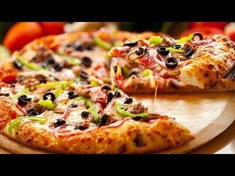 صورة  طريقة عمل البيتزا طريقة عمل البيتزا بالجبنة الموزاريلا طريقة عمل البيتزا من يوتيوب
