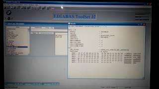 Tool32, обзор на блоке DDE4 BMW, на столе через DKAN