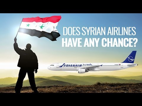 Just How Bad Is Syrian Aviation?