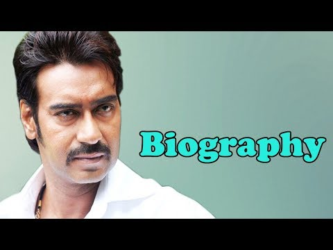 Ajay Devgan - Biography thumbnail