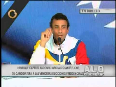 Capriles maduro homosexual marriage