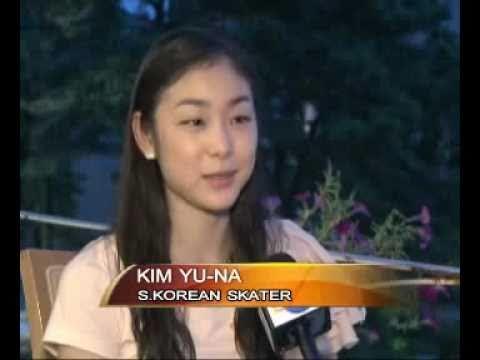 Yuna Kim ♥ Interview_CNC (Xinhua TV)