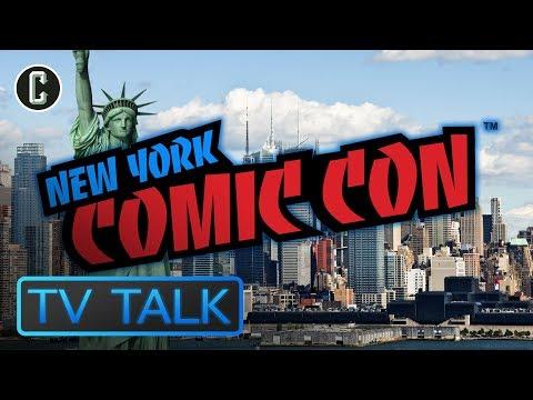 NYCC TV Panels Recap and Supergirl Premiere - TV Talk