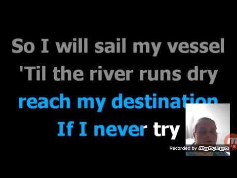 The River - Garth Brooks W/ Lyrics