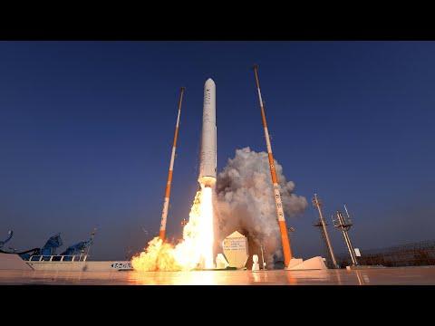 South Korea : KSLV-II TLV Launch Full Video
