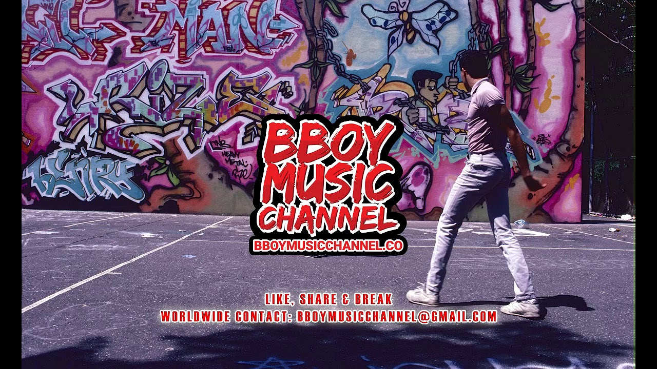 Coolio Beats Of King - DJ Survivor | Bboy Music Channel 2021