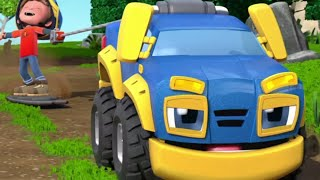 Rev and Roll 🚗 Teamwork Compilation  🚗 | Rev and Roll - WildBrain