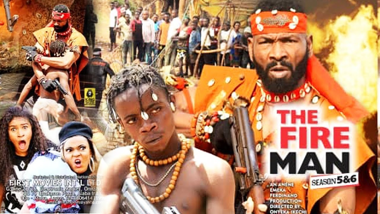 Download THE FIRE MAN SEASON 5 (NEW HIT MOVIE) - SYLVESTER MADU|2020 LATEST NIGERIAN NOLLYWOOD MOVIE