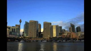 Time Lapse Photography: Darling Harbour, Sydney