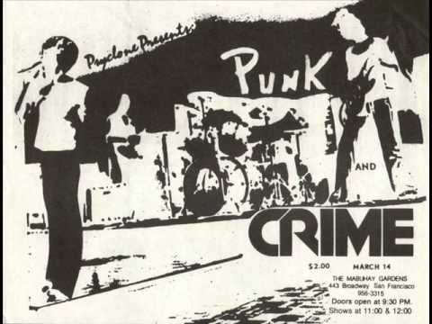 Crime - Piss On Your Dog