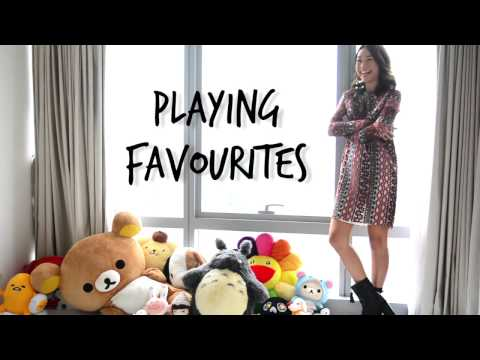 Playing Favourites With Andrea Chong | WEAR OH WHERE