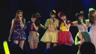 """2016年7月16日に新宿BLAZEで行われた""""赤青黄 組み分け発表会""""での 「か..."""