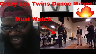 Les Twins SF | After Party Freestyles '17 [Reaction] | Must Watch