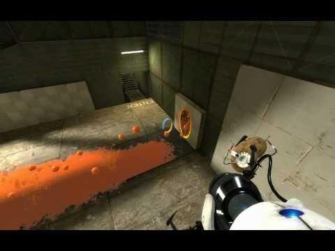 Portal 2 - Chapter 7 - The Reunion - Part 1