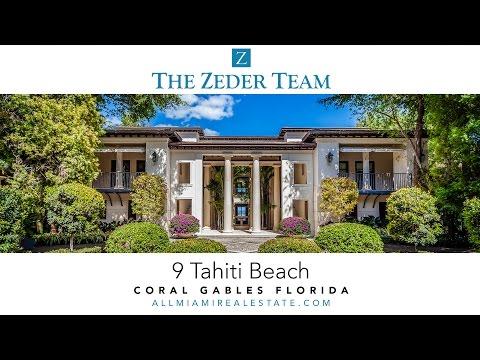 9 Tahiti Beach Island Road Coral Gables Florida 33143