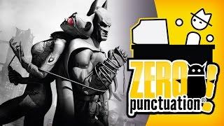 BATMAN: ARKHAM CITY (Zero Punctuation) (Video Game Video Review)