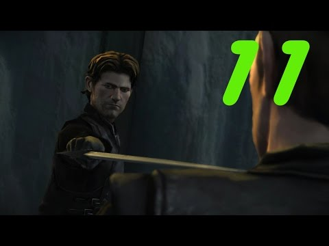 Game Of Thrones Walkthrough - Episode 3 Part 11 - A Fight With Britt