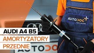 Podstawowe naprawy Audi A4 B8 , które powinien znać każdy kierowca