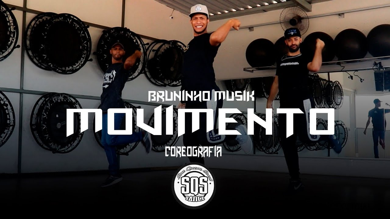 Bruninho Music - Movimento | SQS Dance ( Coreografia Gospel Funk)