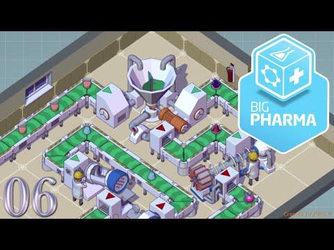 Let's Play: Big Pharma - 06 - Wie funktionieren Katalysatoren [Tutorial]