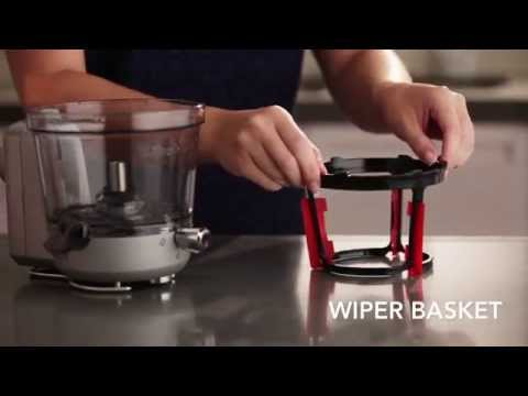 How To Use The KitchenAid® Juicer And Sauce Attachment