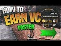 HOW TO EARN VC FASTER IN NBA 2K18 FASTER | GET TONS OF VC IN MINUTES!!!