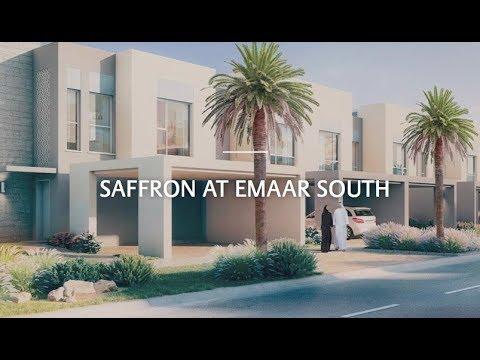 Saffron townhouses at Emaar South. Urbana show villa