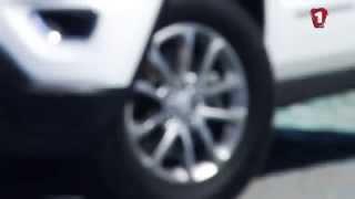 Тест-драйв Jeep Grand Cherokee 2014, 250 л.с., дизель ( Джип Гранд Чероки Ларедо ).