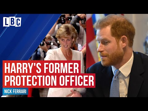Harry's Former Protection Officer Tells Story Of Young Prince That Is Very Telling