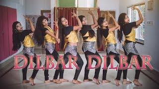 Dilbar song Dance performance