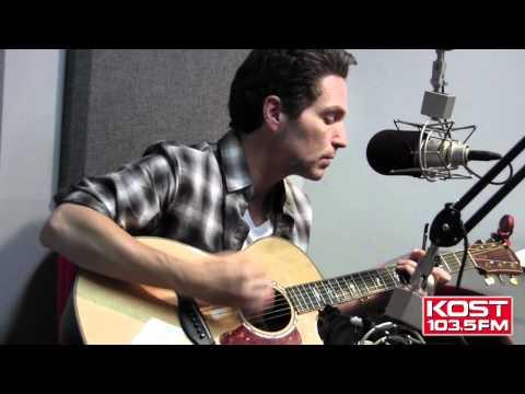 "Richard Marx ""Hazard"" Live In-Studio W/ KOST103.5"