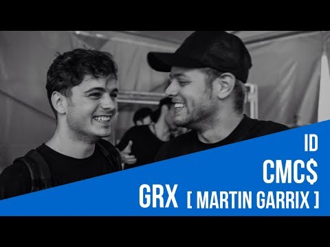 CMC$ & GRX [ Martin Garrix ] Feat. Icona Pop - X's ( Premiered By CMC$ At SLAM! Koningsdag )