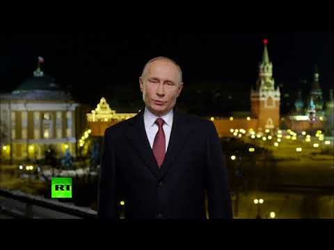 Putin's New Year Address 2018