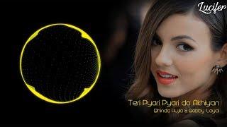 Teri Pyari Pyari Do Akhiyan-Remix | TikTok Famous | Bhinda Aujla & Bobby Layal Feat. Sunny Boy