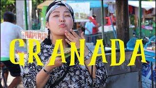 Trying Street Foods of Granada, Nicaragua