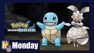 Island Scan - How to get Squirtle Plus Magearna QR Codes (Pokemon USUM)