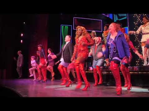 KINKY BOOTS: Cheers to 5 Years!
