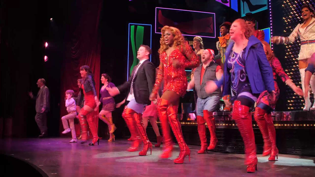 Kinky Boots Cheers To 5 Years Youtube