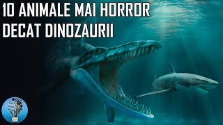 10 Animale Mai Infricosatoare Decat Dinozaurii