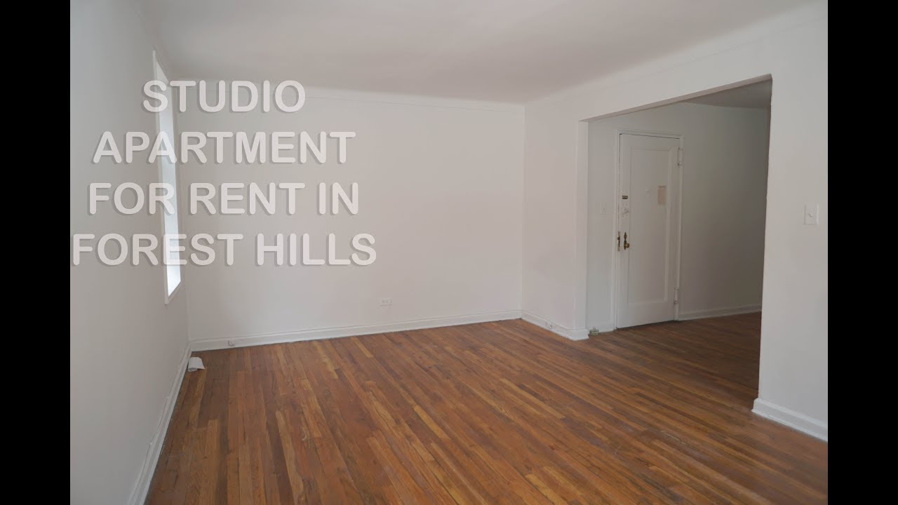 big studio apartment with den for rent in forest hills queens nyc