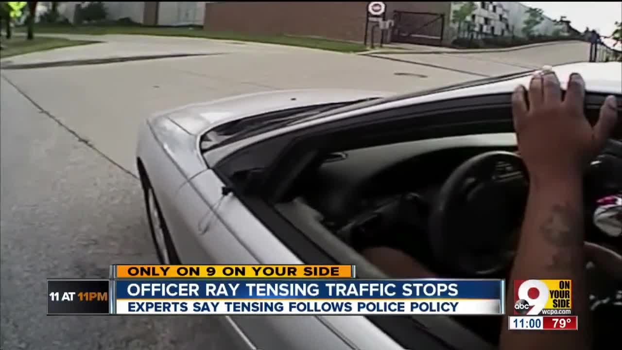 Ray Tensing, Sam Dubose case: Body cam footage from June shows University  of Cincinnati officer's de
