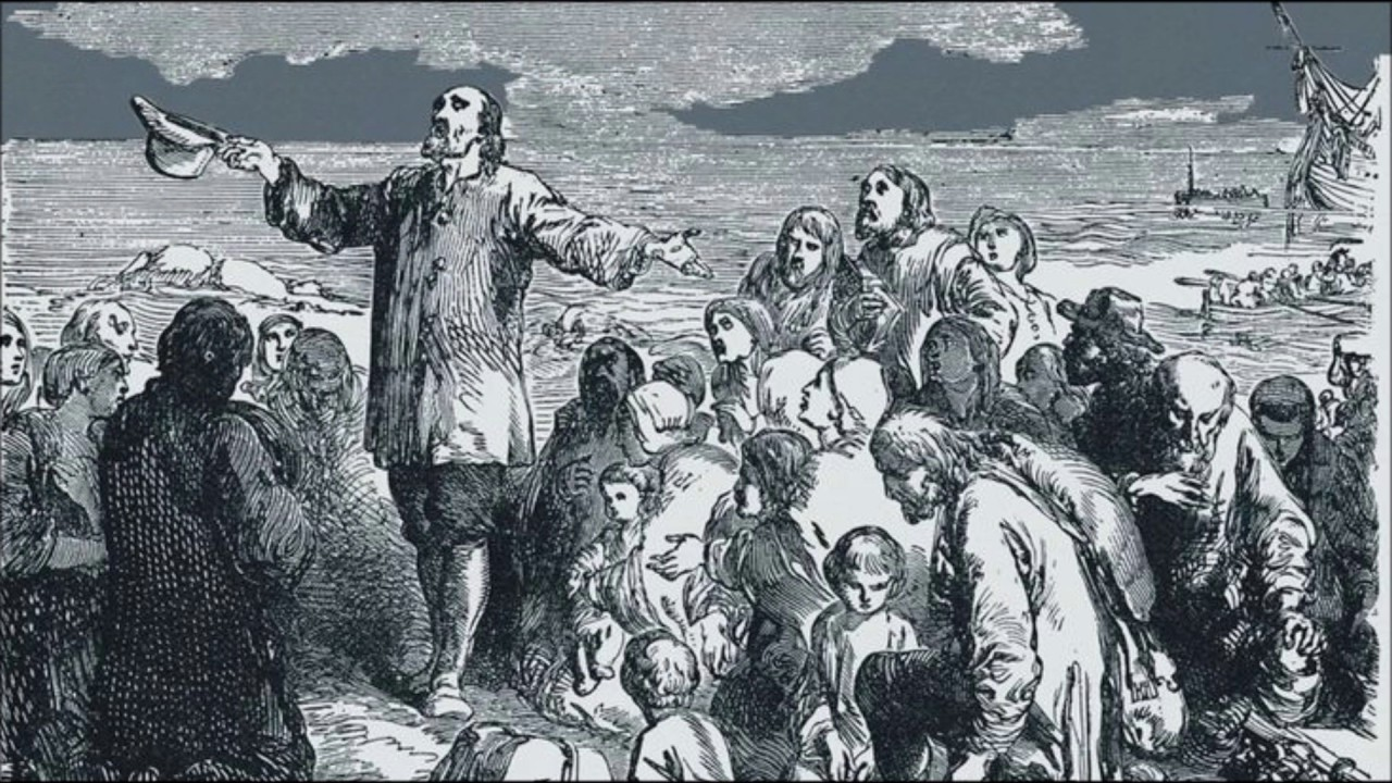 The Great Migration of Picky Puritans, 1620-40