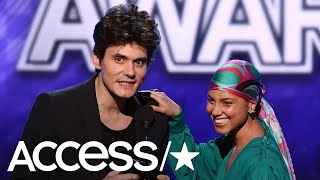John Mayer Calls His Impromptu Post-Grammys Haircut 'The Baller-est Thing' He's Ever Done | Access