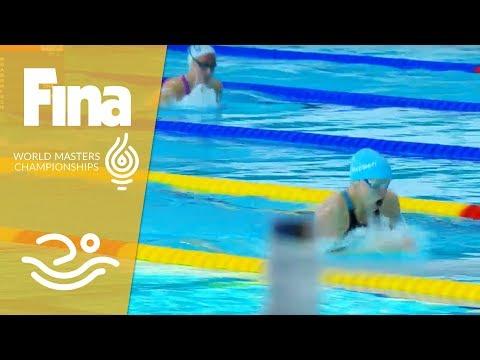 RE-LIVE - Swimming Day 6: Duna Arena Pool B | FINA World Masters Championships 2017 - Budapest