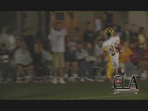 CollegeLevelAthletes.com | Dillon Baxter High School Highlights #3 (USC RB - Mission Bay HS)