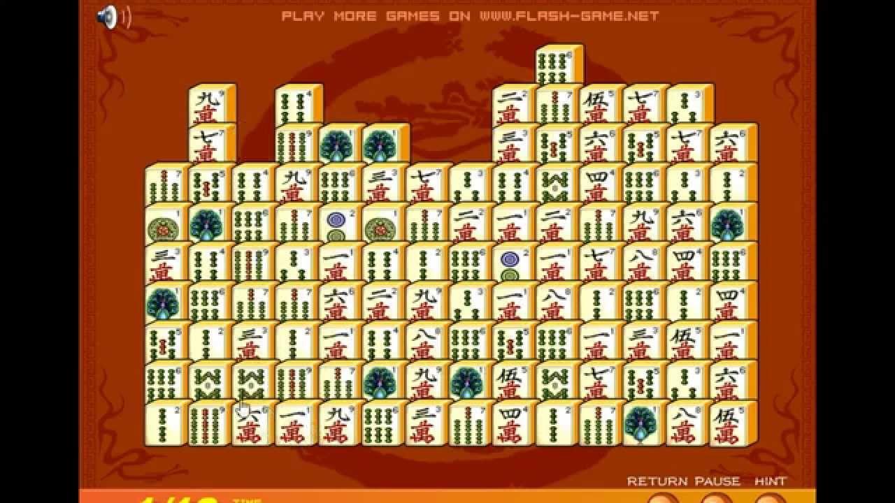 Mahjong Connect4
