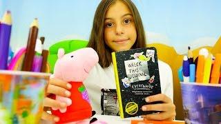 Квесты от Свинки Пеппы - Игрушки Свинка Пеппа - Мультики для девочек