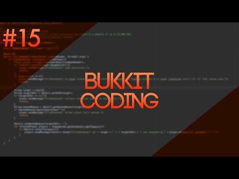 Bukkit Codng: Episode 15 - Pet System/Abstraction ( BUKKIT CODING )