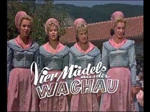 Vier Mädels aus der Wachau - Jetzt auf DVD! - mit Hans Moser - Filmjuwelen
